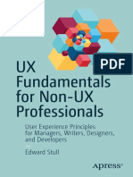 UX Fundamentals for Non-UX Professionals_ User Experience Principles