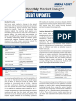 Debt Monthly Market Insight April19