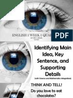 ENGLISH 5 Q2 WEEK 1