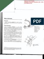 Biomecanique Fonctionelle -3- Épaule