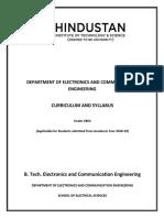 B.Tech-ECE-R2018C&S
