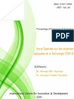 Proceedings Avril Francophone