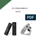 Alltv Manual Ro PDF