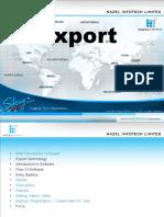 Export Software