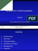 Peripartun cardiomyopathy