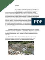 Disposicion de Los Desechos Solidos y Beneficios Del Reciclaje