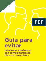 Guia Jovenes Violencia 2019