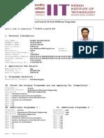 IIT BHU PDF