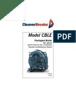 750-94 OM Manual ModelCBLE-400-800HP Dec09