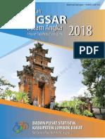 Kecamatan Lingsar Dalam Angka 2018