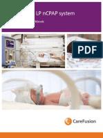 RC Infant Flow LP NCPAP System Workbook UG En