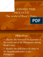 Rizal and His Times