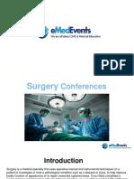 Surgery CME Medical Conferences 2019 - 2020 | Surgery CME Conferences | USA