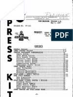 Lunar Orbiter D Press Kit