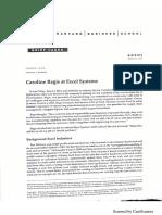 Caroline Regis at Excel System