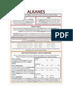 Alkanes Flyer