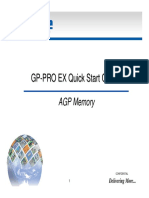 proface agp memory