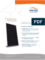 Catálogo Panel a-360m Gs Optimum (Ww)