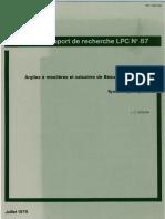 RapportDeRecherche-LCPC-RR87