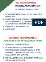 Alternatif Strategi Pembiayaan