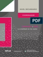 Nivel Secundario - Jornada Institucional N° 1 - Carpeta Coordinador.pdf