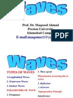 Presentation on waves.ppt