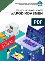 PANDUAN APLIKASI DAPODIKDASMEN VERSI 2020.pdf