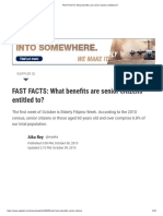 FAST FACTS_ What Benefits Are Senior Citizens Entitled To