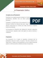 3-Conceptos Del Presentador Grafico
