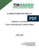 Normas y Apuntes Tp 2019