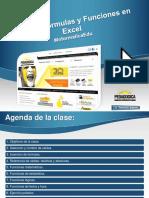 Clase Formulas y Funciones en Excel max
