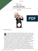 O Pit Bull Do Papai - Carluxo Na Piauí