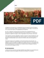 """""""La Batalla de Las Piedras"""""""