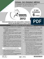 ENEM - 2012 - DIA 02 - CADERNO 06 - CINZA - PROVA 2ª APLICAÇÃO.pdf