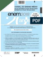 ENEM - 2018 - DIA 02 - CADERNO 19 - AZUL - PROVA 2ª APLICAÇÃO.pdf