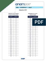 ENEM - 2017 - DIA 02 - CADERNO 07 - AZUL - GABARITO PADRÃO.pdf