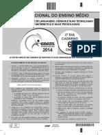 ENEM - 2014 - DIA 02 - CADERNO 06 - CINZA - PROVA 2ª APLICAÇÃO.pdf