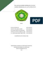 5. Komunikasi Dalam Manajemen Keperawatan Dan Dinamika Kelompok Pergerakaan