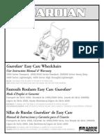 Manual de usuario guardian silla de ruedas, sunrise medical.pdf