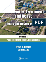 Cover Wastewater Treatment