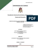 Articulo Academico Ecuador Balanza