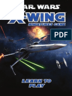 X Wing Learn to Play