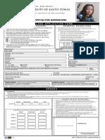 Print Pre Forms