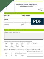 FI-ADML-012-Formulario Solicitud de Rectificativa - ITBIS Julio 2019