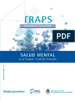 Traps salud mental