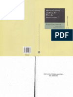 Comanducci, P. (2010). Hacia Una Teoría Analítica Del Derecho. Ensayos Escogidos. Madrid, CEPC