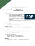 Temario Examen RM 2020