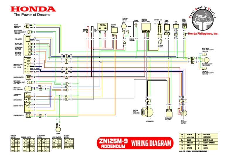 Xrm Rs Wiring Diagram Pdf