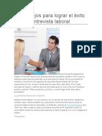 10 consejos para lograr el éxito en una entrevista laboral.docx