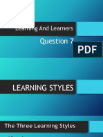 Learning And Learners.pptx